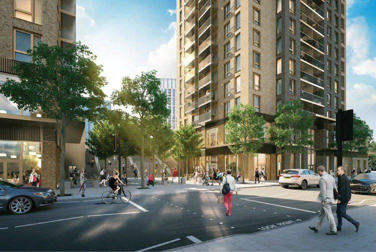 Menta Redrow submits planning for Morello Phase II and station bridge link