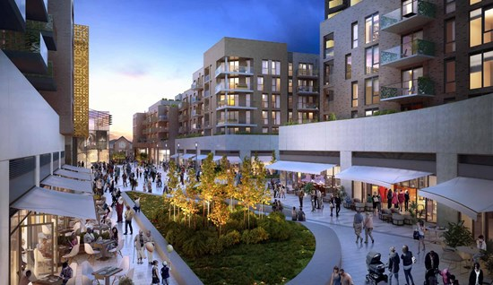 Town Centre Regeneration - Hounslow High Street Quarter