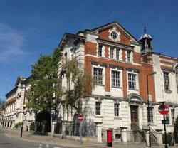 Acton Town Hall, Winchester Street, Acton