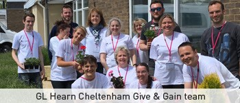 GL Hearn staff join national day celebrating the power of volunteering