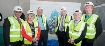 GL Hearn attends foundation stone ceremony for new Cancer Centre at Guy's