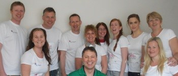 Staff volunteers donate to support BITC's Give and Gain Day