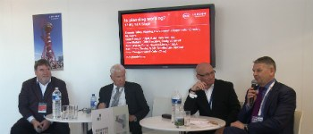 GL Hearn Director Graeme Tulley speaks at MIPIM
