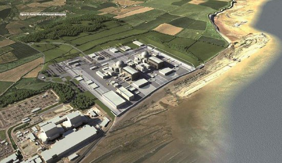 Hinkley Point C New Nuclear Power Station DCO