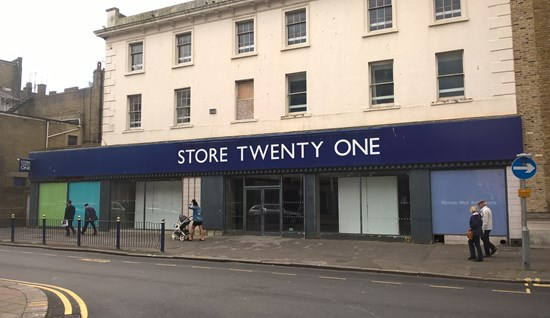 Unit 1-5, Bouverie Place, Folkestone, Kent, CT20 1AU