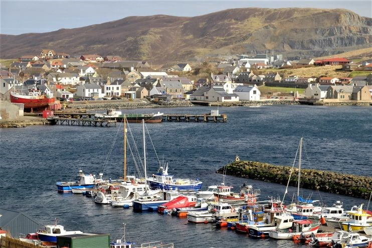 Scalloway Making Places Initiative, Shetland