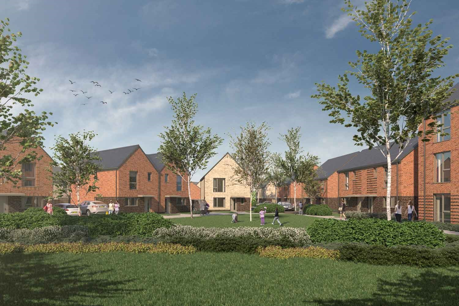 New Homes for Lee-on-Solent