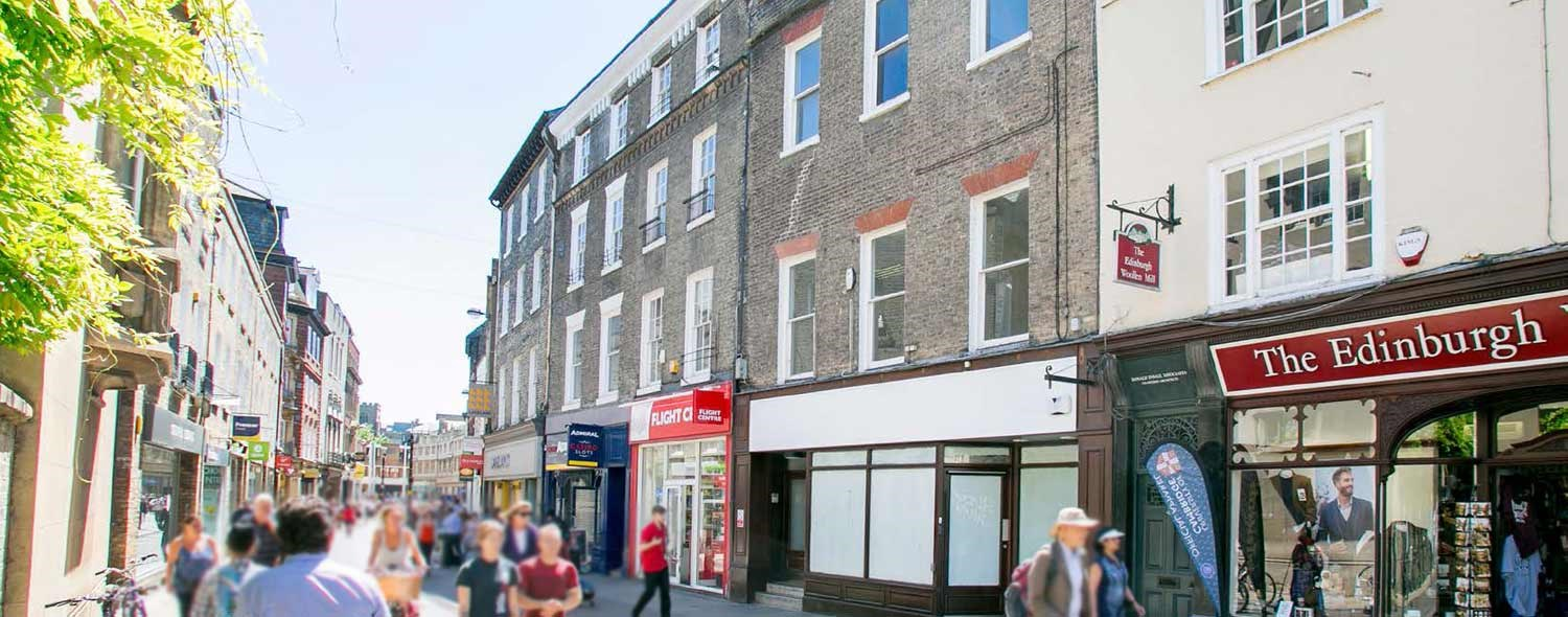 49 Sidney Street, Cambridge CB2 3JF