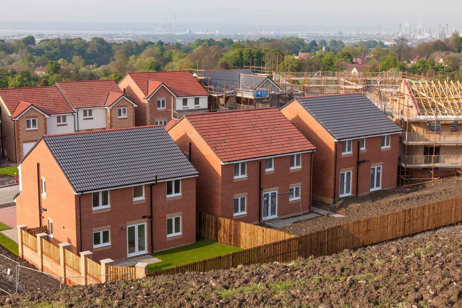 Lifting the cap on borrowing for Housing Revenue Account new build