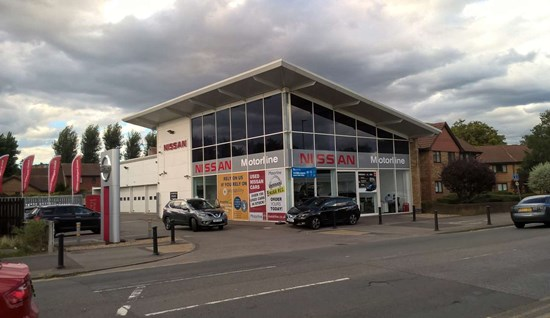 Car Showroom for sale in Reading