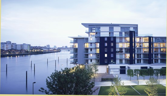 Wandsworth Riverside Quarter Landscape