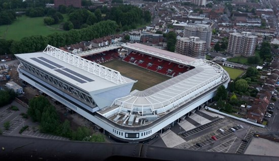 Ashton Gate Stadium Redevelopment