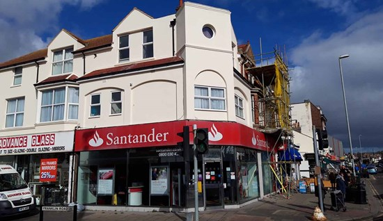 Freehold Town Centre Building for Sale in Portslade by Sea