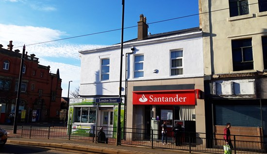 For Sale/To Let: 76 Lord Street Fleetwood FY7 6UN