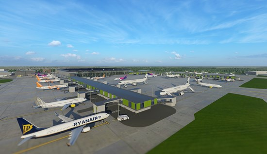 Securing the future of London Luton Airport's expansion