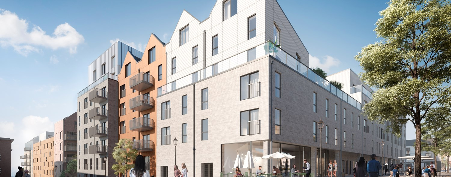 Planning consent granted for Reef Group's ambitious residential scheme in Gravesend